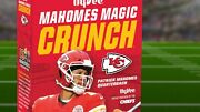 Patrick Mahomes Magic Crunch Cereal Hyvee Limited Edition Unopened