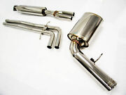 Obx Catback For 01-07 Volvo V70 2.3t 2.4t 2.5t Fwd Exhaust System