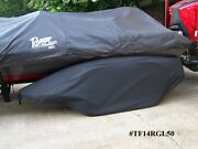 Ranger And039land039 Series- Blkboat Trailer Fender/tire Storage Covers Exact Fit Tandem