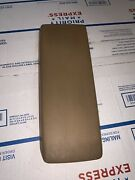 ✅ 92 93 94 95 Volvo 940 Oem Center Console Tan Leather Arm Rest Lid Oem