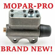 1937 Plymouth And Dodge Brand New Brake Master Cylinder 852 Convertible Roadster
