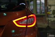 New Rear Trunk Led Tail Lamp Lights Assy For 1013 14 2015+ Hyundai Tucson