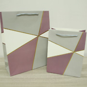 100x Wedding Christmas Birthday Party Paper Bags Xmas Goodies Toy Favours Bag
