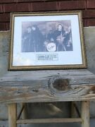 The Beatles Limited Ed. Pete Best Pic 1660/10,000 @ Cavern Club May 1994 Signed