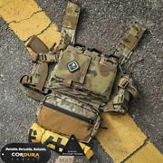 Modular Lightweights Chest Rigs With 5.56 Mag Pouch Sack For Hunting Accessories