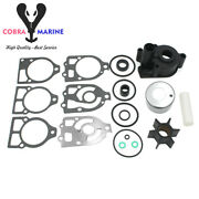 Outboard Water Pump Impeller Kit For Mercury/mercruiser 46-96148a8 46-96148q8