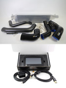 Plm And Ktuner V2 Touch - Honda Civic 1.5t Intercooler Kit Upgraded Charge Pipe Fc