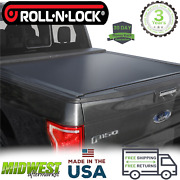 Roll N Lock E Series Retractable Tonneau Cover For 2019 Ford Ranger 6and039 Bed