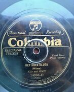 Kid And Coot Key Hole Blues / Rasslinand039 Til The Wagon Comes 78rpm 14363-dandnbsp