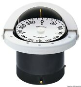 Ritchie Navigator Built-in Compass 4 Inches 1/2 Whi/white