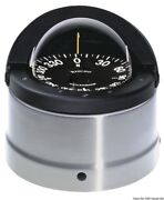 Ritchie Navigator Compass With Cover 4 Inches 1/2 Black/bla