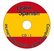 18 Cd Pack Learn How To Speak Spanish Language Full Audio Course Easy/expert
