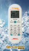 Samsung Sh24ta8d Air-conditioner Replacement Remote Control