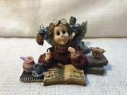 Boyds Bear Wee Folkstone Kristabell Faeriefrost Frost Fairy 2e Figurine 36002