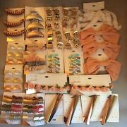 Riviera Assorted Hair Accessories Lot Of 26 Over 100 Pcs. Worth 180 New