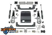 Zone Offroad C39n 5.5 Suspension Lift Kit For 2015-2019 Chevrolet Colorado Gas