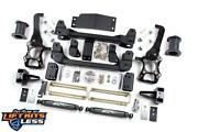 Zone Offroad F40n 6 Suspension Lift Kit For 2014 Ford F-150 4wd Gas