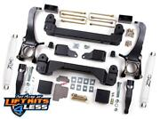 Zone Offroad T5n 5 Suspension Lift Kit For 2016-2018 Toyota Tundra 4wd Gas