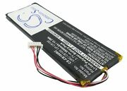 Replacement Battery For Sonos 3.7v 3600mah/13.3wh Remote Control Battery