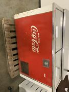 Vintage Coca Cola Dixie. Narco Electric Ice Chest Cooler Machine It Works
