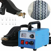 Professional Tire Groover Grooving Iron W Blades Truck Tire Off Road 110v