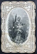 Image Pious Canivet Publisher With Best And Dubreuil 19 Th C