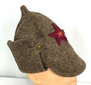 Reproduction Wwii Russian Army Budenovka Hat