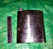 Stainless Steel Flask Homemade Super Cool And Rare Ussr. Made By My Grandfather