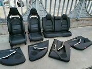 Mercedes-benz Front Amg Performance Seats For C-class Amg - Cla E..guide Right