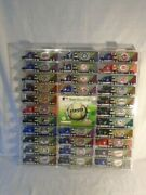 1999 Set Of 30 Team Collectible Mlb Baseball Complete Tractor Trailer Semi Set
