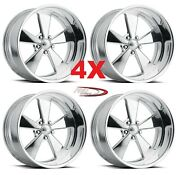 18 Pro Wheels Rims Muscle Billet Forged Custom Staggered Ss Line Us Specialties
