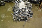 2002-2004 Mercedes-benz C-class C32 Amg Engine -supercharger Not Included