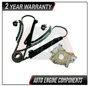 Timing Chain Kit And Oil Pump Fits Ford Expedition Lincoln Navigator 5.4 6.8l