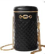 Runway Bucket Chain Belt Bag Black Bnwt Size Large Sold Out