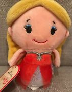 New Hallmark Itty Bittys 2015 Holiday Barbie Kdd3394 Nwt Sold Out Rare Cute