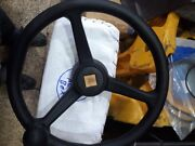 Jcb 3cx Spare- Steering With Spinner Knob And Logopart No. 125/35000 125/34900