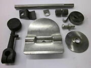 Mb Gpw Willys Ford Wwii Jeep G503 Cj2a 3a M38 G740 Exhaust Manifold Rebuild Kit