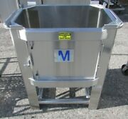 Millipore Mobius Stainless Steel Disposable Process Containers 200 Liter 304l