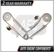 Timing Chain Kit And Oil Pump Fits Ford Expedition Mustang Mountaineer 4.6l