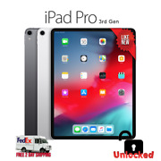 New Other Apple Ipad Pro 12.9 3rd Gen Wifi+cellular All Colors/capacity