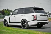 Caractere Exclusive 2013+ Range Rover L405 - Front And Rear Fender Flares Set