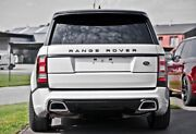 Caractere Exclusive 2013+ Range Rover L405 Rear Bumper With Dual Exhaust