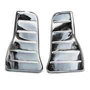 1942 Desoto Deluxe New Gravel Shields Stone Guards For Rear Fenders Brand New
