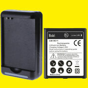 For Samsung Galaxy S4 Siv I9500 I9505 New Battery B600bc 6270mah Or Wall Charger