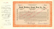 Smith Brothers Cough Drop Co. Inc. - Stock Certificate
