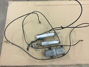 87-93 Ford Mustang Convertible Top Frame Pumps Side Lift Pumps Factory Oem 5.0