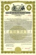 Texas And New Orleans Railroad Company - 1000 - Bond