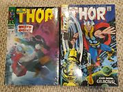 Marvel Comics Mighty Thor Omnibus Hc Volume 2 3 Dm Variants Kirby Cover New Oop