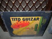 Tito Guizar Self Titled World Music Mexico Mercury 25032 10 Pink Vinyl