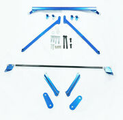 Obx Chassis Brace For 12-18 Scion Frs Toyota Gt86/subaru Brz Bar